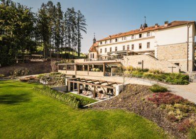 Augustiniánský dům - Luhačovice